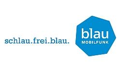 blau.de Logo