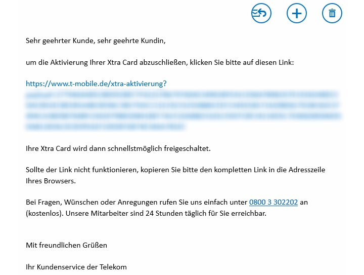 Die kostenlose Xtra Card der Telekom aktivieren